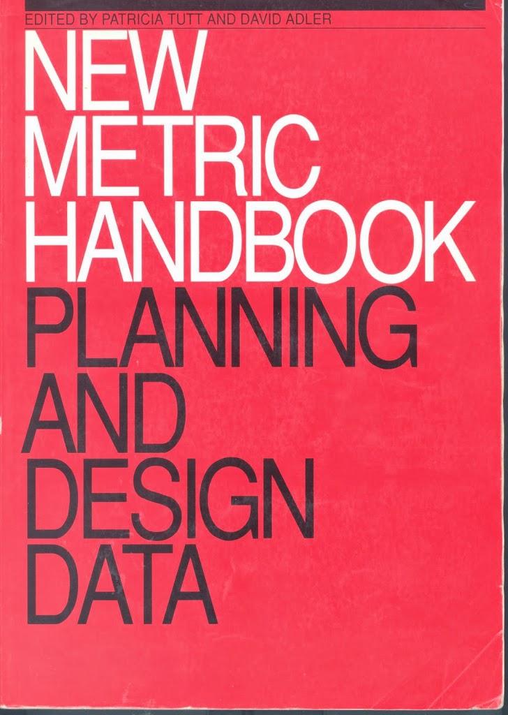 New Metric Handbook Planning And Design Data Funda O Troufa Real Ukuma
